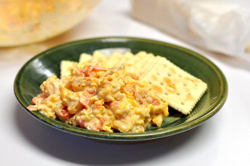 Chef Frank Sitt's Pimiento Cheese
