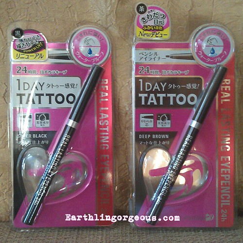 K-Palette 1 Day Tattoo Real Lasting Eye Pencil
