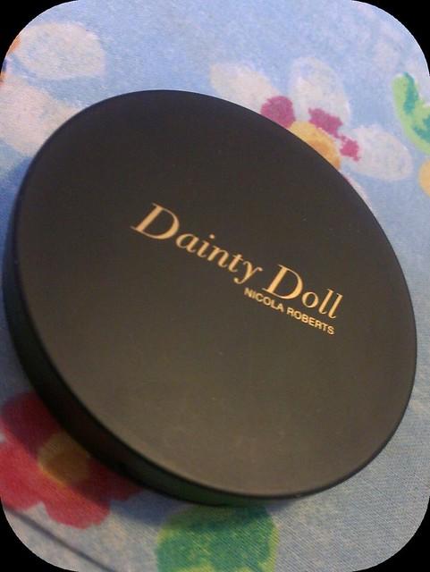 Dainty Doll Powder Blusher in 002 My Girl