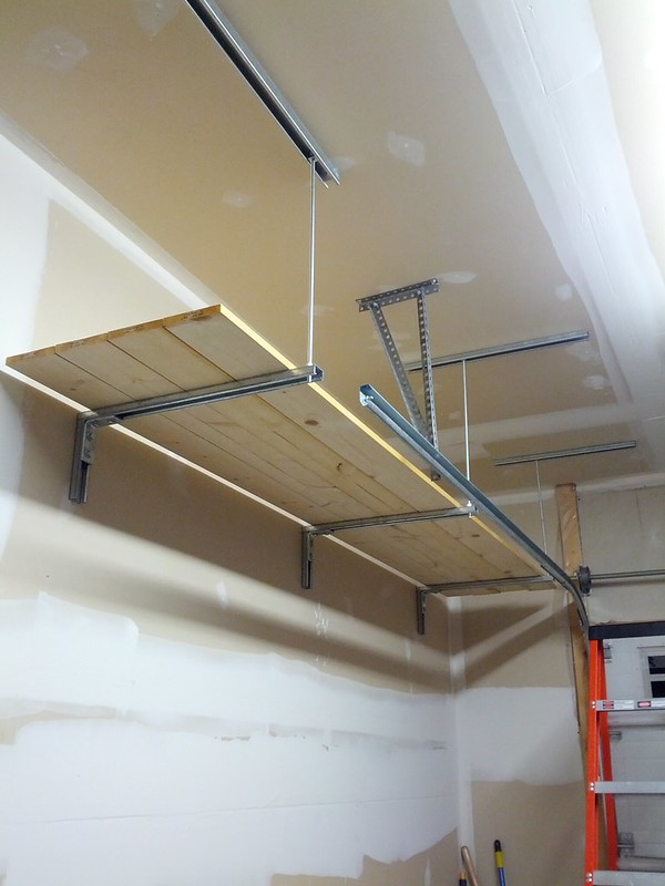 Perfect The Wall Brackets Alone Can Support Well Over My 150lbs, And The Rods From  The Ceiling Can Support Well Over My 150lbs Too. So 900lbs Should Be No  Problem, ...