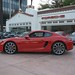 NEW 2014 Porsche Cayman S 981 FIRST PICS in Beverly Hills 90210 Guards Red 1199