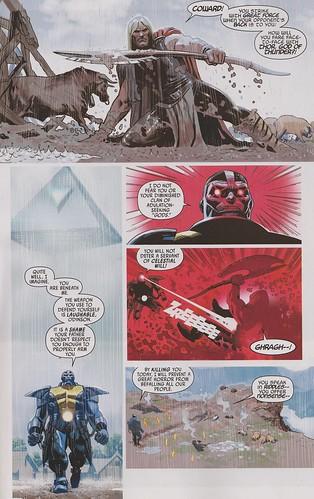 uncanny avengers #6 thor apocalypse