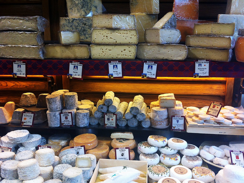 queijos franceses / french cheeses