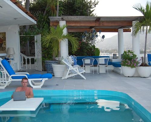Acapulco Mexico Greg Rodgers