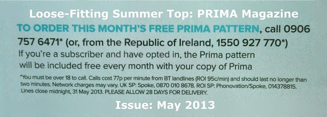Prima Magazine - Pattern, May 2013 (04)