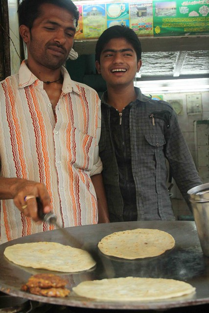 City Food – Paratha, Around Town