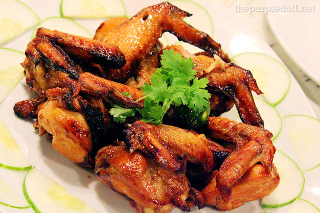 Chicken Wings P45 per piece