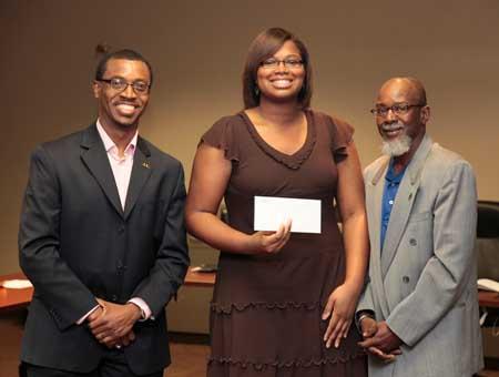 2013 Bernard V. Gregory Scholarship Awardees