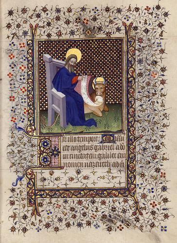 002-Heures de Mathefelon-1425- Les Bibliothèques Virtuelles Humanistes