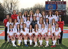 Glendale Girls Team & Individual Spring 2013