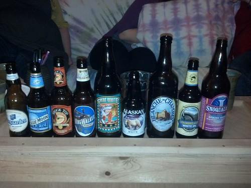 Witbier Beer Club