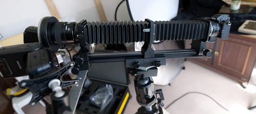 Nikon Macro Rig PB-6+PB6E