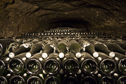 The Cellars of Perrier-Jouët