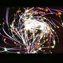 Even after all these years magnetosphere still looks awesome on a projector. Still nothing like it.