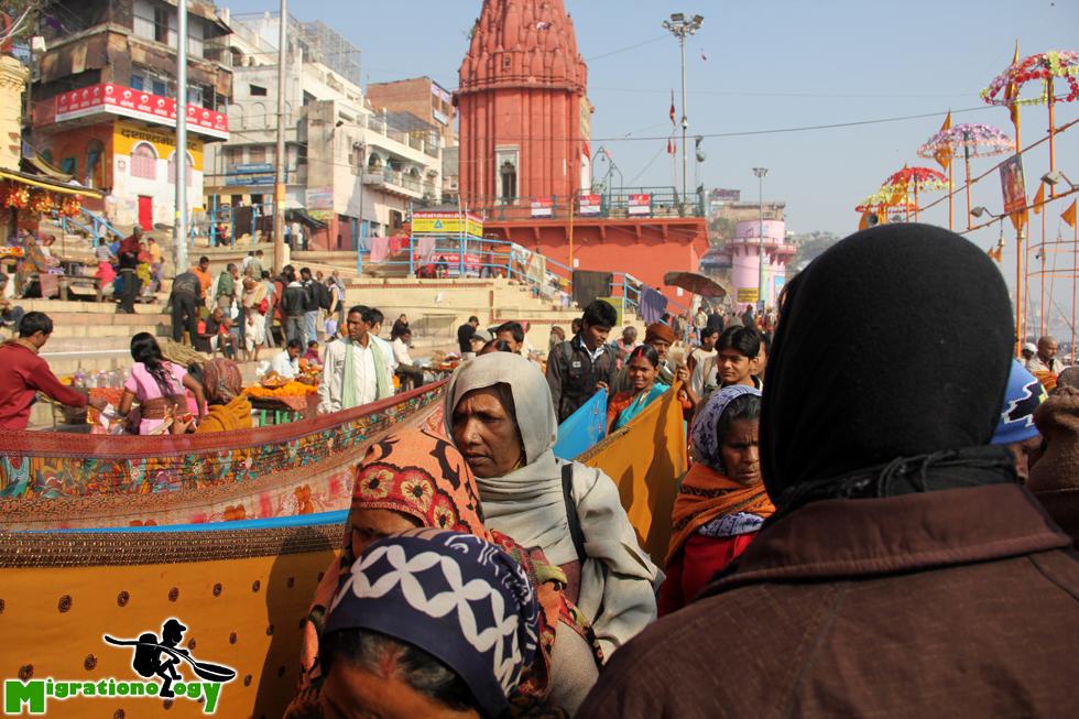 Colors of Varanasi, India