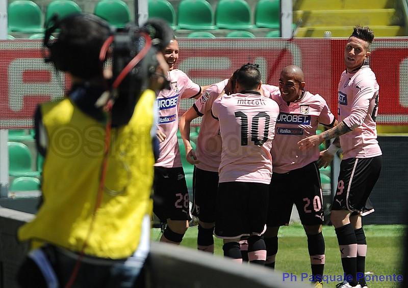 Palermo, 1-0 all'Inter e si sogna ancora$