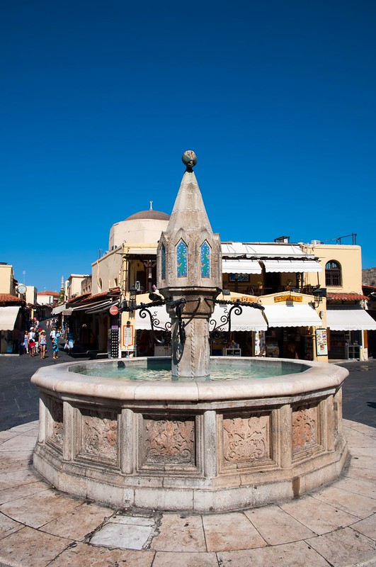 Plaza Hipócrates