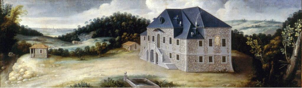 2. El antiguo convento. Casa Eraso. Obra de Jusepe Leonardo. 1639