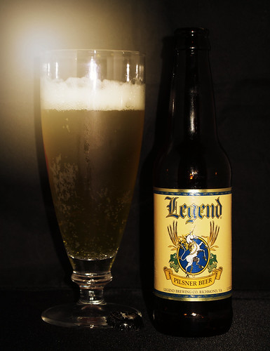 Legend Pilsner, and the 2013 Washington Post Beer Madness