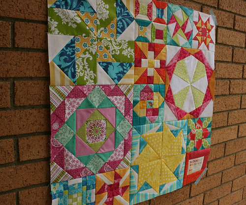 BlockBase Sew Along_Quilt Top