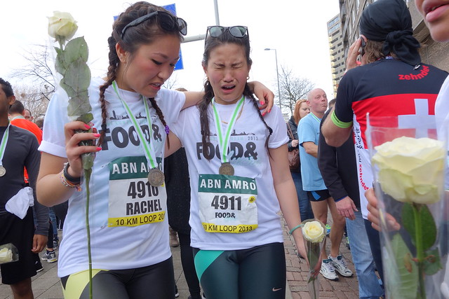 Food and Lycra Rotterdam 10k