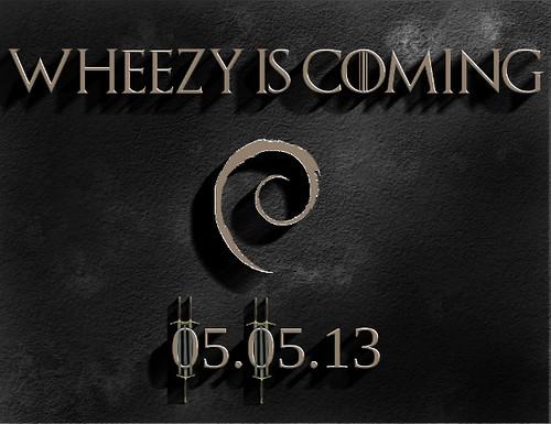 Jön a Wheezy!