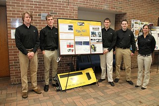Lightweight Swing Gate Team with poster