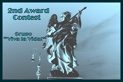 "2nd Award Contest ""Viva la Vida!"""