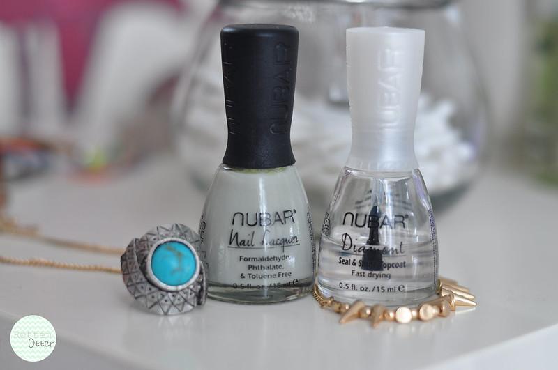 nubar citadel notd nail polish grey creme swatch rottenotter rotten otter blog 1