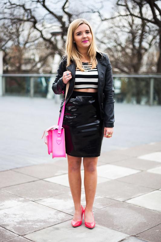 Street Style - Elizabeth Renfrey, Vogue Festival
