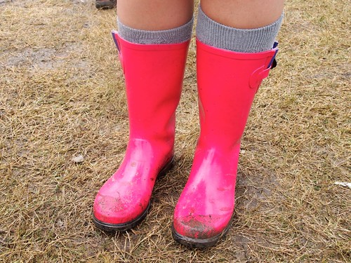 Boots at Jazz Fest 2013