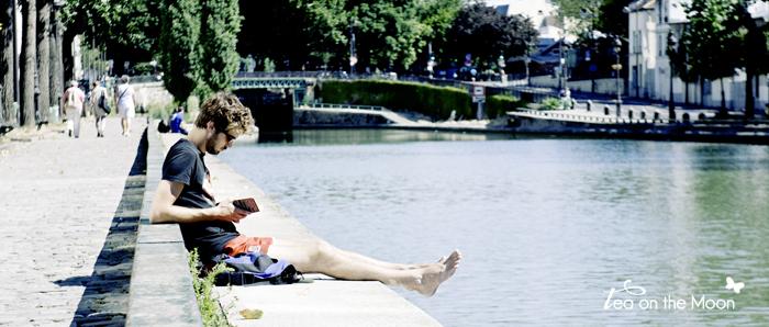 Canal de Sant Martin Paris 02