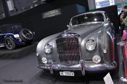 Bentley S1 Continental Park Ward Fixed-Head Coupé 1957