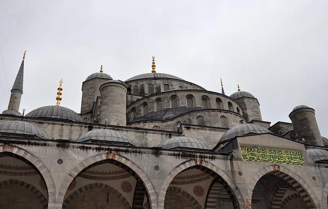 Mosquée Bleue (26)