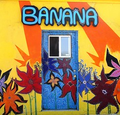 Banana Hostel, San Diego, California