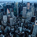 New York from the Empire State Building by dia_mantine Photography