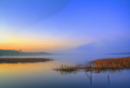 sunrise maryland wetlands hdr sanctuary lothian jugbay canon60d calvertphotographyclub