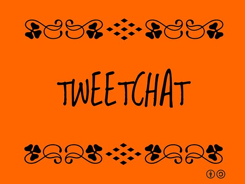 Buzzword Bingo: Tweetchat = Conversation by Twitter
