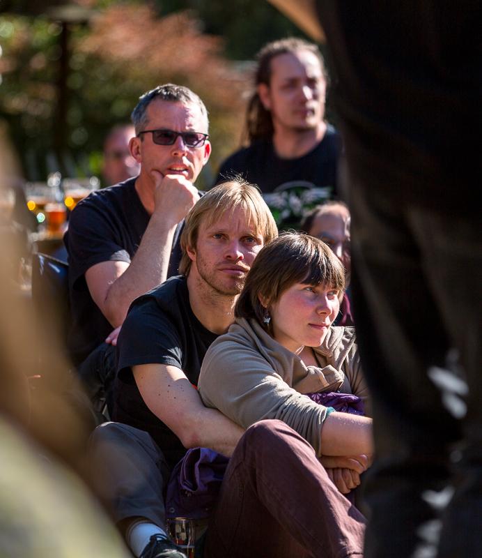 Folk in 't Gruun 2013