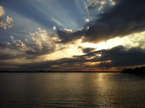 sunset sky lake love nature beautiful photo peace picture capture