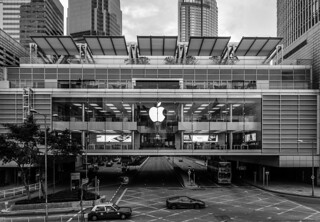 Apple Store - Central Hong Kong
