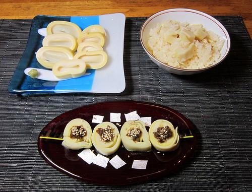 筍の料理 2013年5月3日 by Poran111