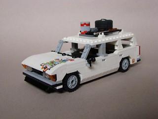 Fiat 125P Kombi cultstyle