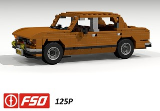 FSO 125P - 1980
