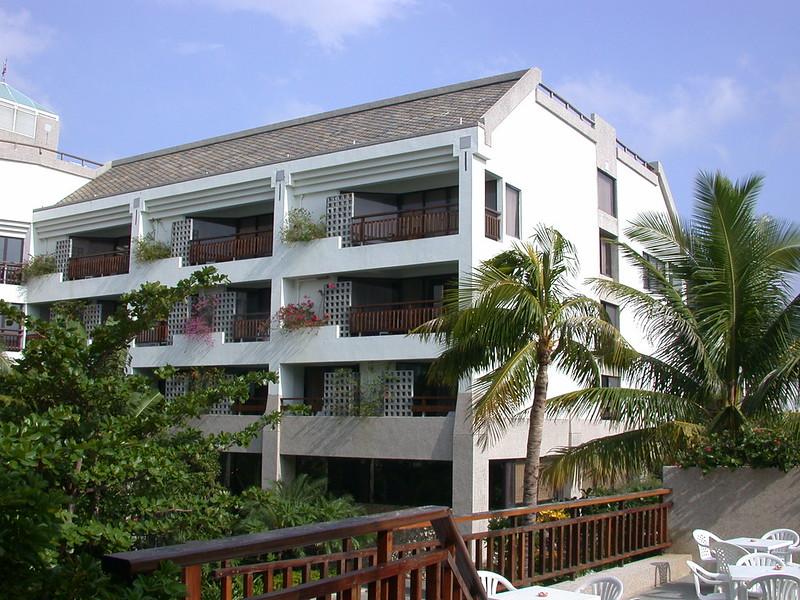 悠活麗緻渡假村14年旅館營業行為皆屬違法。(攝影:彭瑞祥)