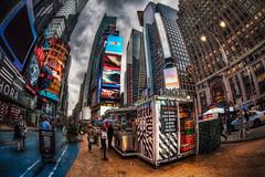Times Square Snack Box