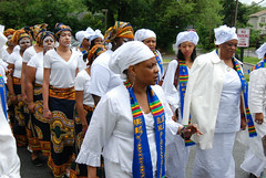 Abyssinian Baptist Church's Blue Nile Rites of Passage Ceremony1