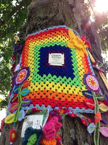 IYBD Granny Square Tree FFH