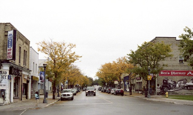 Beaverton Main Drag