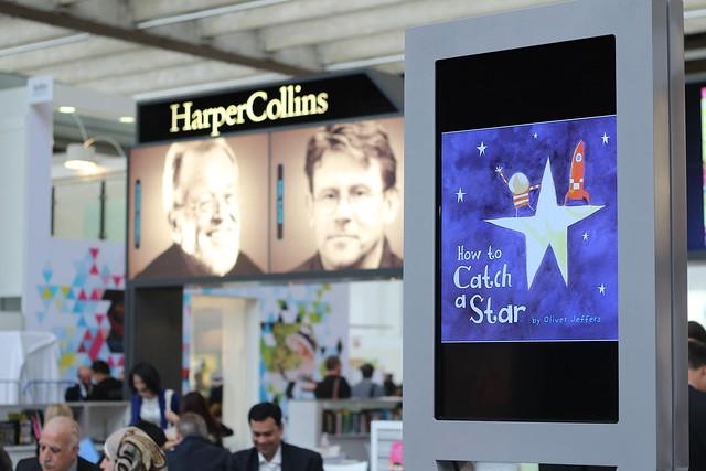HarperCollins (How to catch a star) - Frankfurt Book Fair 2013